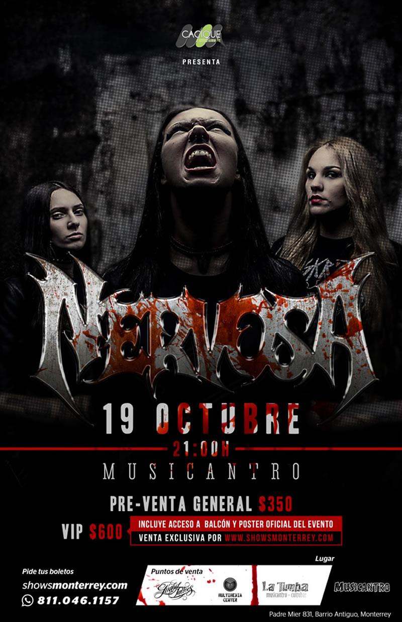 Nervosa en Monterrey