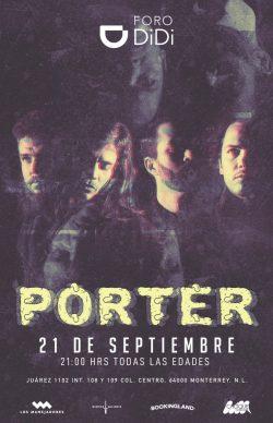 Porter en Monterrey, 2019