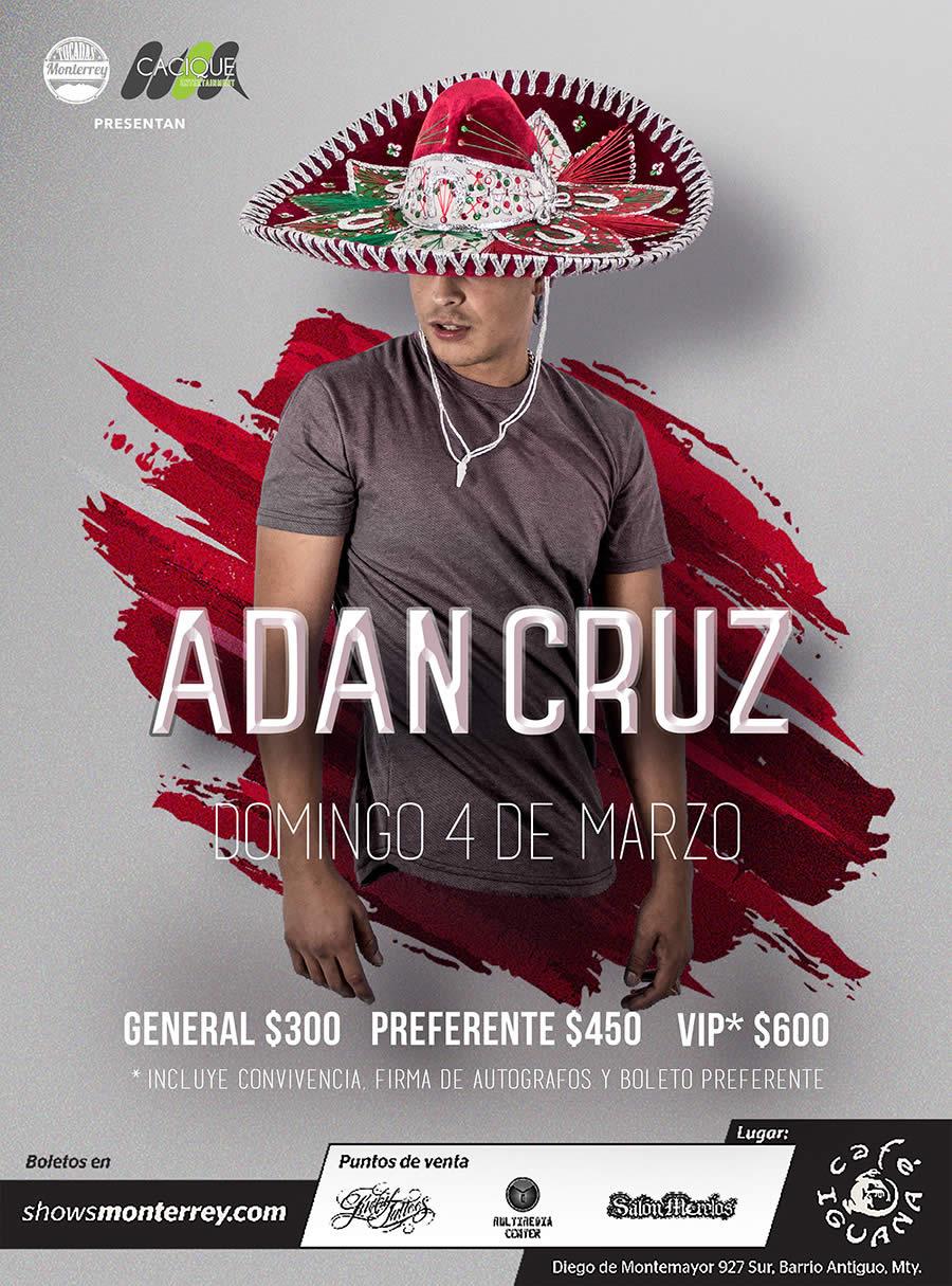 Adan Cruz Monterrey 2018