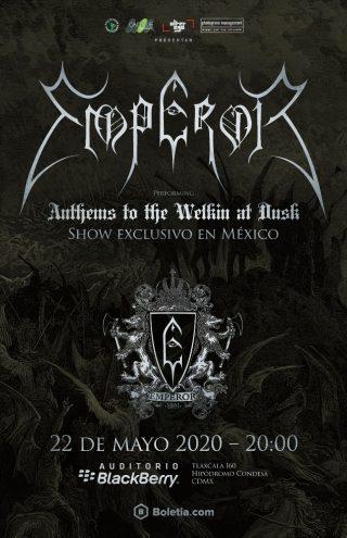 Emperor CDMX, Mayo 2020