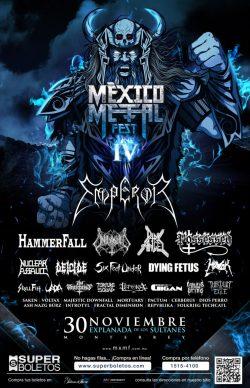 México Metal Fest IV