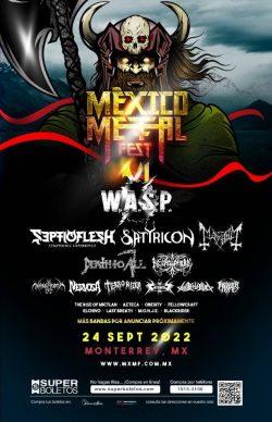 México Metal Fest VI 2022