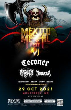 México Metal Fest VI