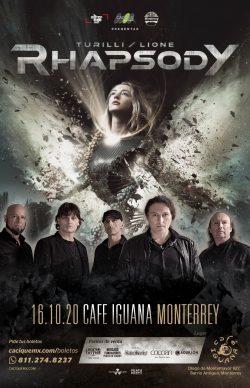 Rhapsody en Monterrey, Octubre 16, 2020