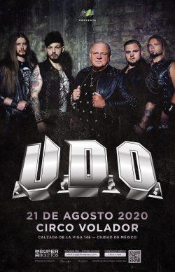 UDO en CDMX, Agosto 21, 2020