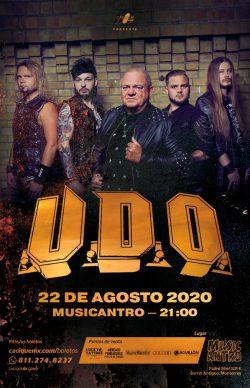 UDO en Monterrey, Agosto 22, 2020